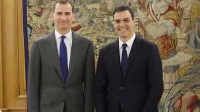 El rey no recibirá a Sánchez hasta después del Comité Federal del PSOE