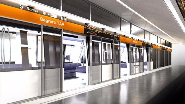 Barcelona estrenará Metro hasta el aeropuerto el 12 de febrero
