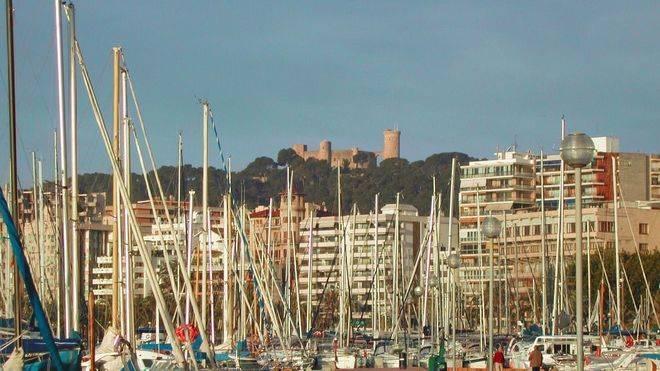 La vivienda en el Passeig Marítim es 5 veces más cara que en Son Gotleu