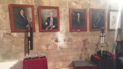 Armengol elude colgar el retrato de Bauzá en el Consolat