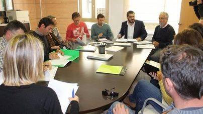 Reunión de la comisión contra la sequía