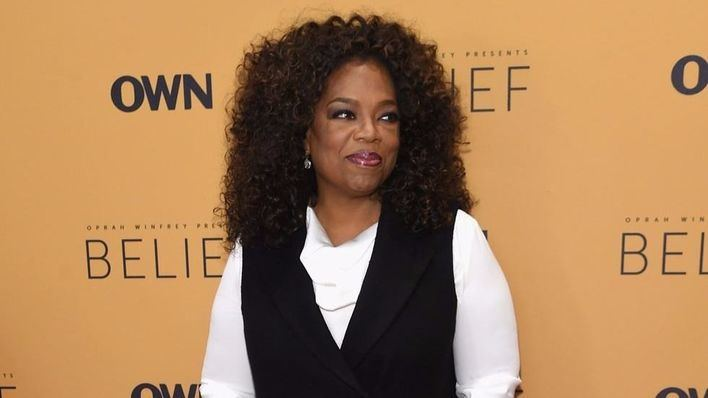Oprah Winfrey pierde 11 kilos con su nueva dieta