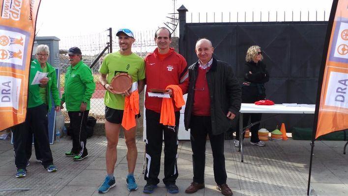 Álex Flórez se hace con el Campeonato de Marcha en Ruta