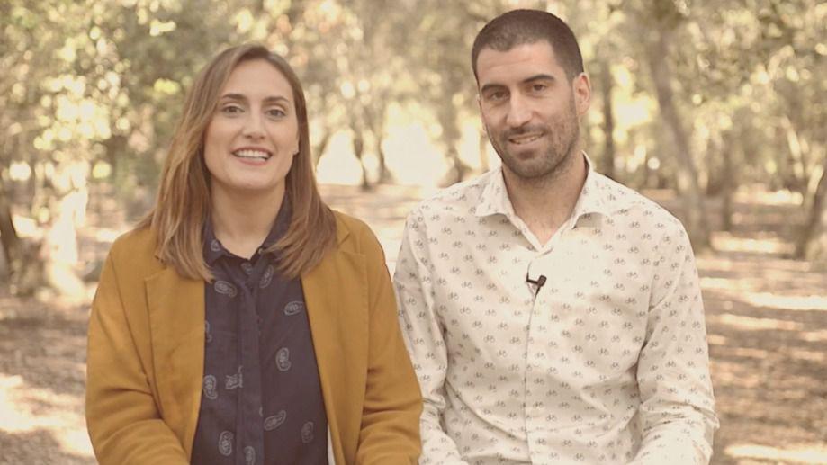 Un mallorquín y su novia se pagan la boda con un crowdfunding