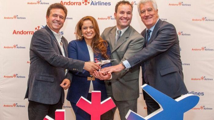 Una compañía aérea conectará Palma con Andorra a partir de abril