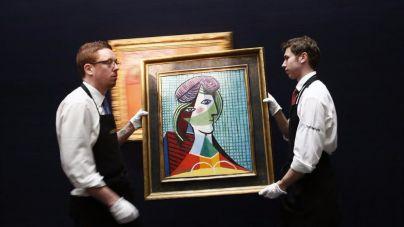 Vendido por 25 millones de euros un óleo de Picasso