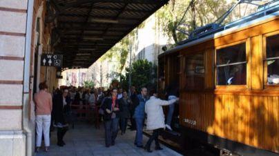 El Ferrocarril de Sóller encara la temporada con buenas perspectivas