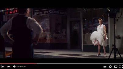 Willem Dafoe 'se marcará' un Marilyn Monroe en la Super Bowl