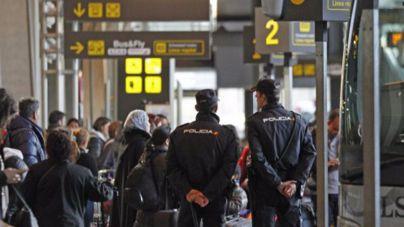 Alarma general en Barajas por una amenaza de bomba en un avión
