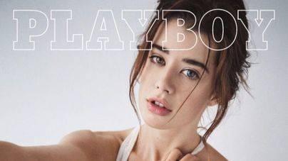 Play Boy publica su primera portada sin desnudos
