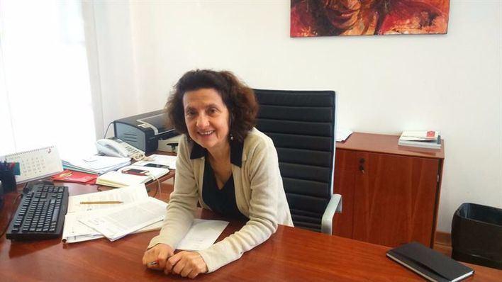 Fina Santiago es la Consellera de Serveis Socials