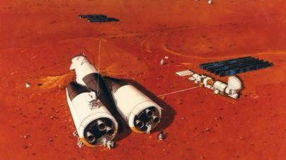 La NASA tiene los medios pero no el dinero para llevar humanos a Marte