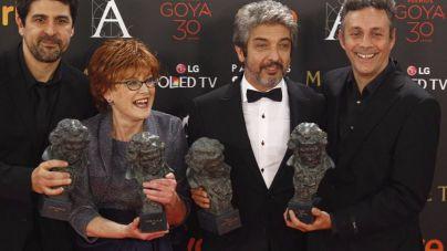 Los mallorquines vuelven de vacío de los Goya