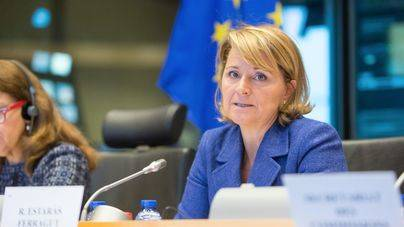 La eurodiputada Rosa Estar�s