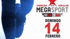 Megasport Centre celebra su segunda carrera popular
