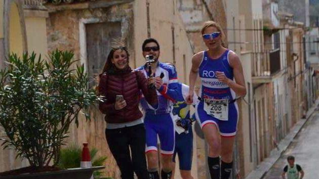 Fallece la popular triatleta mallorquina Rosa Bauz�
