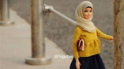 La nueva Barbie también luce hijab
