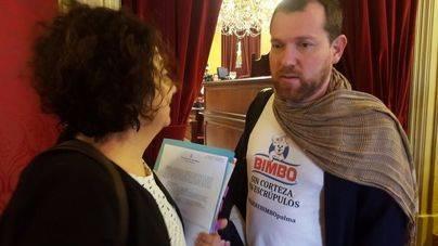 David Abril lanza un mensaje de aviso a Podem sin nombrarlos
