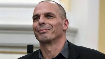 Varufakis lanza su movimiento de cohesi�n de las izquierdas europeas