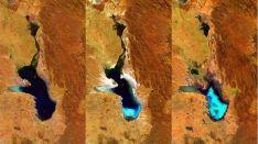Desaparece el Poop�, el segundo mayor lago de Bolivia