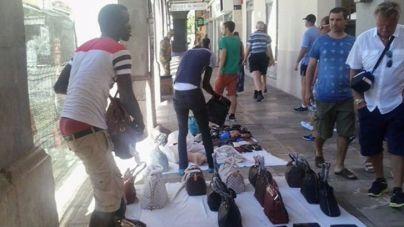 Preocupación entre los comerciantes de Palma por la anulación de la Ordenanza Cívica
