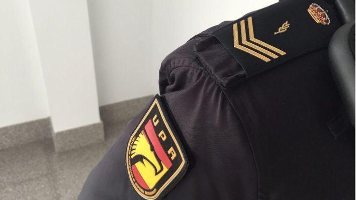 La Policía Nacional estrena nuevas insignias