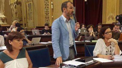 Biel Barceló es el máximo responsable de la política turística del Govern