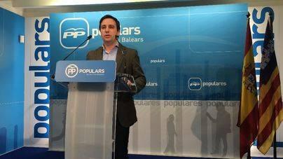 Andreu Ferrer  es el secretario general del PP en Balears