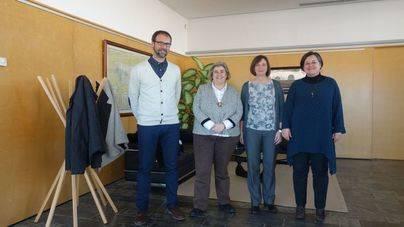 Reuni�n entre conselleria y Consell de Menorca