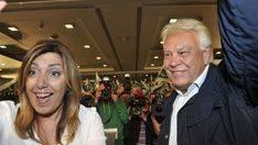 Gonz�lez dice que si fuera D�az no se presentar�a a la Secretar�a General