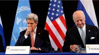 Anunciado un plan de alto el fuego y entrega de ayuda humanitaria para Siria