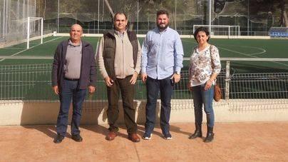 El PP de Marratxí denuncia la falta de mantenimiento de las instalaciones deportivas
