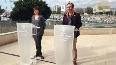 Francina Armengol y Biel Barcel�