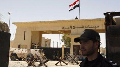 Egipto abre la frontera con Palestina tras 4 meses