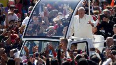 Arrestado un hombre que amenazaba con atentar contra el Papa