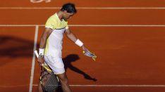 Nadal dice adi�s al torneo de Buenos Aires