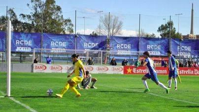 El Atlètic Balears fulmina al Espanyol B