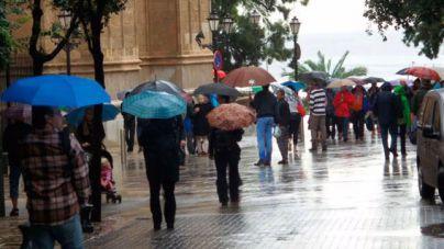 Se esperan precipitaciones generalizadas con tormentas localizadas más fuertes