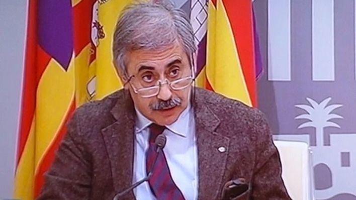 Fernando González, responsable de urbanismo de Cort