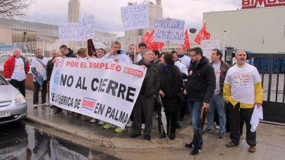 Los trabajadores de Bimbo de Palma van a la huelga