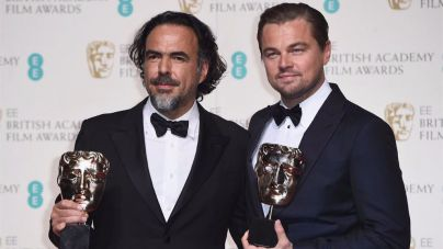 Iñarritu y Di Caprio arrasan en los premios Bafta