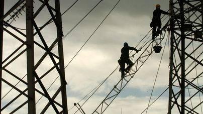 La demanda eléctrica en enero baja un 9,7% a causa de las altas temperaturas