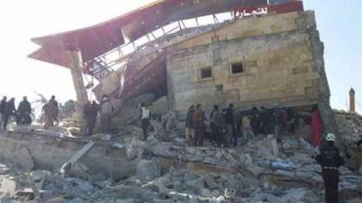 Más de 20 muertos en ataques a dos hospitales sirios