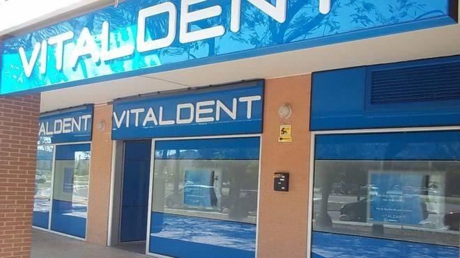 Detenida la cúpula de Vitaldent