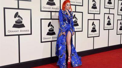 Lady Gaga volvió a ser Lady Gaga