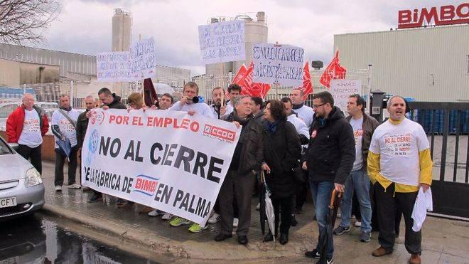 Los trabajadores de Bimbo no ir�n a la huelga esta semana por errores de forma
