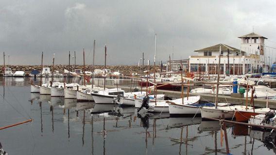'Al Molinar, Port Petit' apremia a Cort para que obligue al club náutico a rehabilitar el muelle