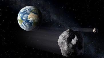 Un asteroide se acercará a la Tierra el 5 de marzo