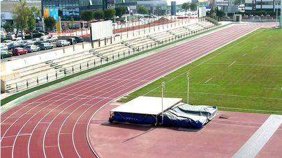 La pista de atletismo de Príncipes de España abrirá en los próximos días