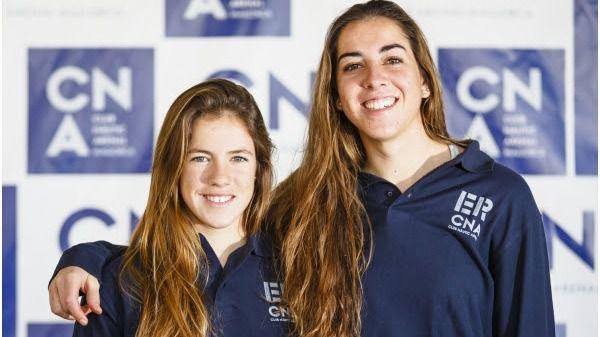 Las tripulaciones del C.N. S'Arenal compiten para ir a Río 2016